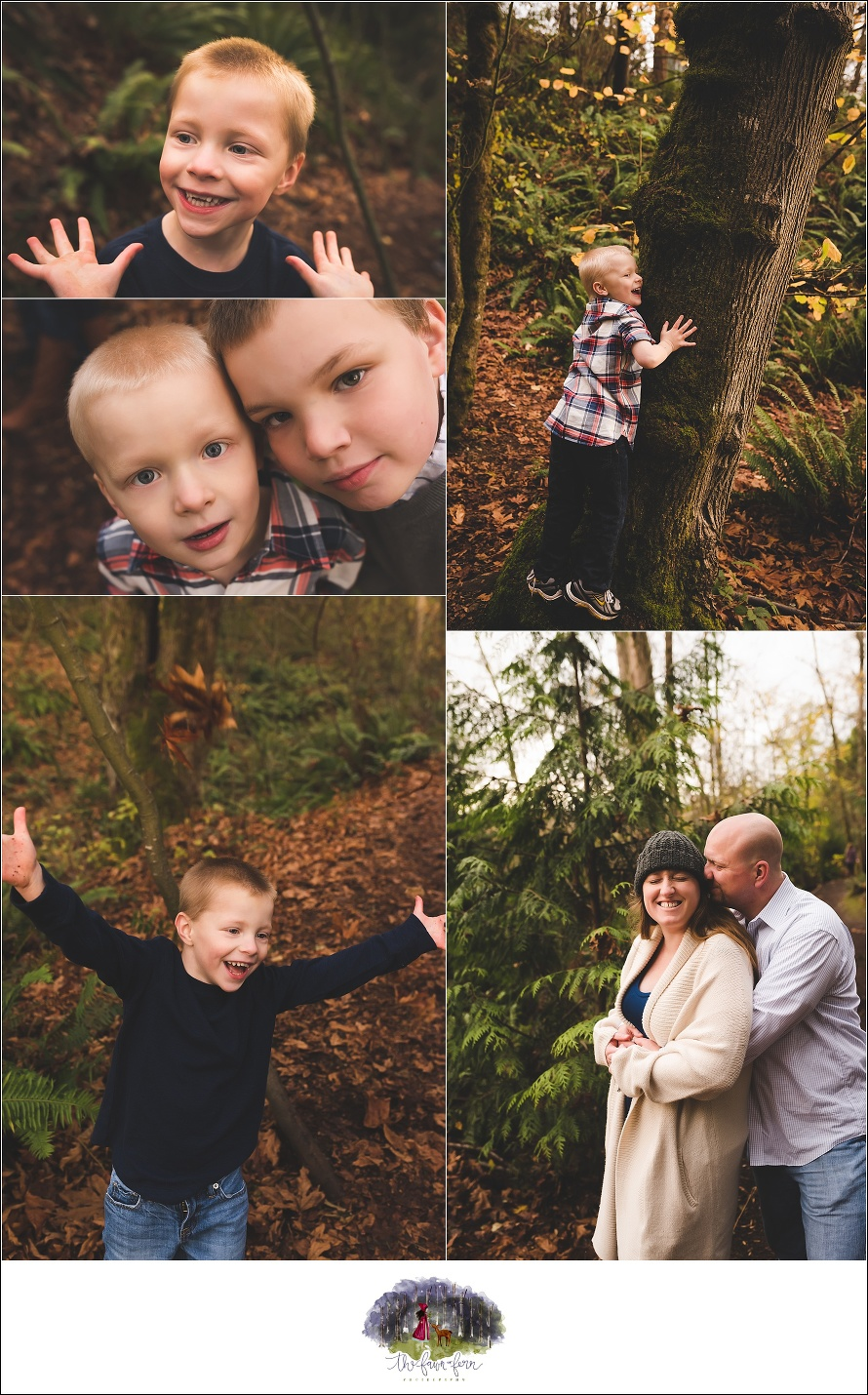 family session,kiddos,mercer slough,washington state,